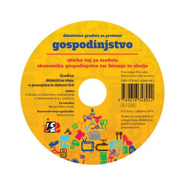 CD Ekonomija gospodinjstva ter bivanje in okolje