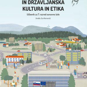 Učbenik Domovinska in državljanska kultura in etika- 7. razred