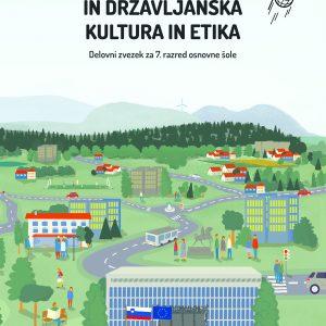 Delovni zvezek Domovinska in državljanska kultura in etika- 7. razred