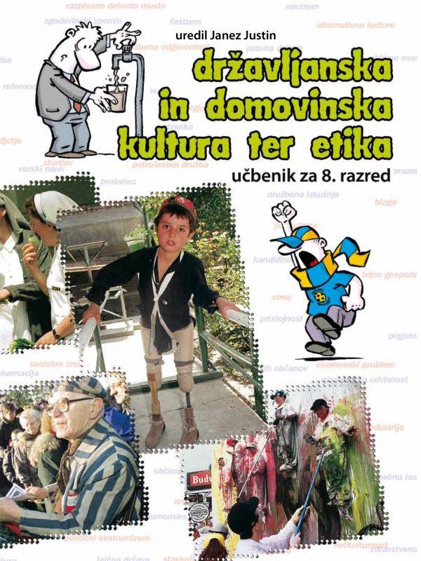 Učbenik Domovinska in državljanska kultura ter etika
