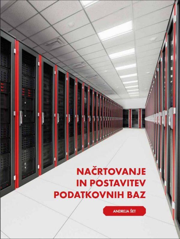 Naslovnica Načrtovanje in postavitev podatkovnih baz