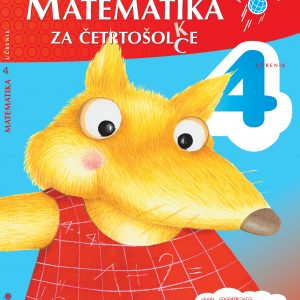 Učbenik Matematika za četošolc(k)e