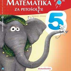 Delovni zvezek Matematika za petošolc(k)e