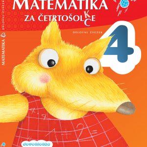 Delovni zvezek Matematika za četošolc(k)e
