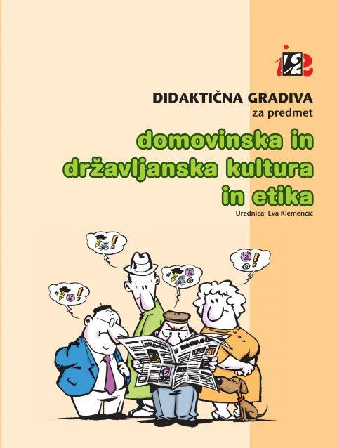 Priročnik Domovinska in državljanska kultura ter etika