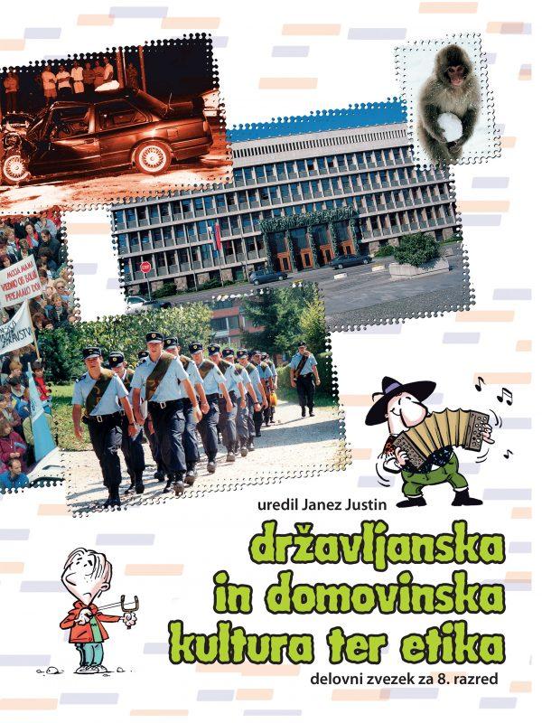 Delovni zvezek Domovinska in državljanska kultura ter etika